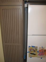 tall cab filler as door to