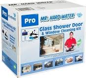 mr hard water window cleaning products