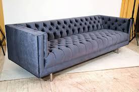 tufted velvet sofa modern tufted velvet sofa for sale at stdibs tufted velvet sofa in