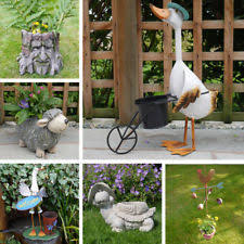 duck garden ornaments ebay