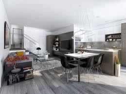 open plan flooring ideas perfect openplan kitchen design ideas