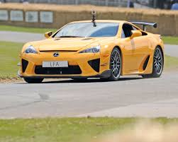 lexus sport car lfa lexus lfa nürburgring first uk drive auto express
