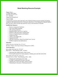Banking Resume Template Perfect Resumes Examples Resume Example And Free Resume Maker