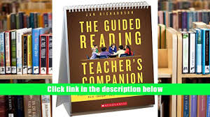 audiobook the guided reading teacher s companion prompts