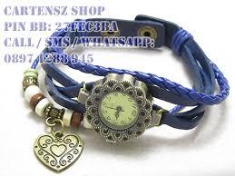 cara membuat gelang jessica mila jam tangan gelang vintage model love detikforum