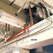 How To Dig Out A Basement by Can I Remove This Wall Removing A Load Bearing Beam Family Handyman
