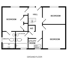 Holiday House Floor Plans Hatchlands Self Catering Holiday Cottage In Rock John Bray
