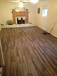 Kitchen Flooring Lowes by Kaden Walnut Floor Lowes With Charcol Grout Home Depot House