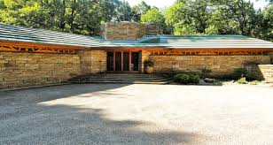 Usonian House by Travel On The Level Kentuck Knob The Ultimate Frank Lloyd Wright