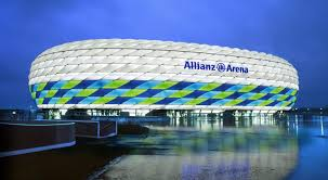 Arena Lights Fc Bayern Munich To Fit Allianz Arena With 380 000 Energy Saving