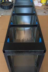 Diy File Cabinet Desk by How To Paint And Makeover A Metal File Cabinet U2022 Rose Clearfield