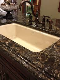 kitchen faucet made in usa granite countertop kitchen cabinet review penny backsplash
