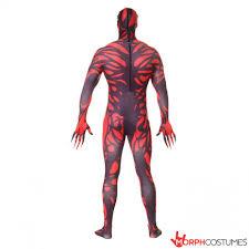 spiderman mask halloween carnage morphsuit morph costumes uk