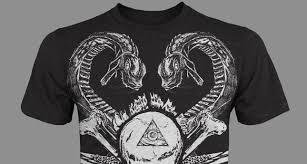 t shirt design skull and snake t shirt design pack