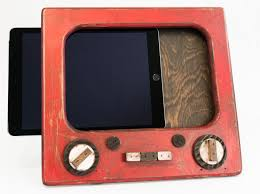wooden home decor items wooden tv ipad stand kitchen red ipad docking station rustic home