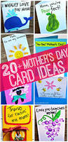 easy mother u0027s day cards u0026 crafts for kids to make crafty morning