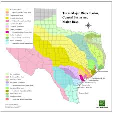 Texas rivers images What 39 s your watershed address chapter 3 texas aquatic science jpg