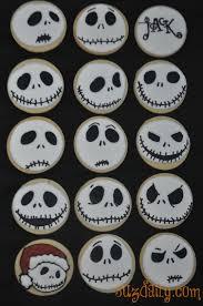 how to make a jack skellington cookie u2013 how to make a nightmare