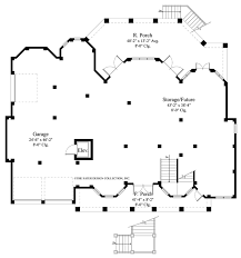 country style house plan 5 beds 5 baths 4038 sq ft plan 930 472