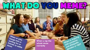 Say What You Meme Game - what do you meme with friends youtube