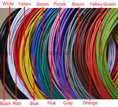 20awg od 2 6mm ul1015 pvc tinned copper stranded wire cable cord