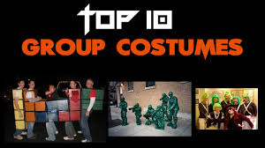 top 10 group halloween costumes 2014 youtube