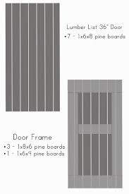 Barn Door Frame by Diy Barn Door 5 Lessons I Learned Installing One Orc Week 4