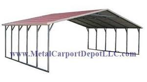 Car Port Roof Metal Carport U0026 Metal Garage Sales Metal Carport Depot