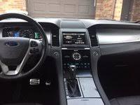 Taurus Sho Interior 2015 Ford Taurus Pictures Cargurus
