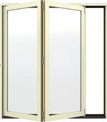 Jeld Wen Room Divider W 4500 Clad Wood Folding Patio Doors Jeld Wen Windows Doors
