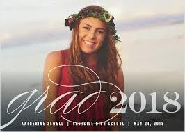 grad announcement 2018 graduation announcements invitations for high school and
