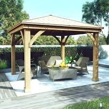 Patio Gazebo Ideas Outside Gazebo Ideas Gazebo Plans Pinterest Roblauer Me