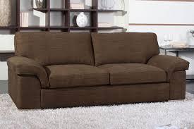 salon du canapé comment décorer un petit salon avec des rideaux et un canapé marron