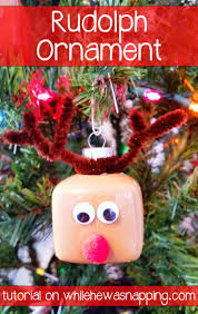 Quick Homemade Christmas Decorations 103 Best Christmas Decor Images On Pinterest Christmas Decor