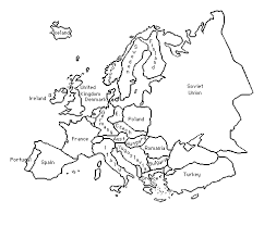 europe map coloring page free coloring pages on art coloring pages