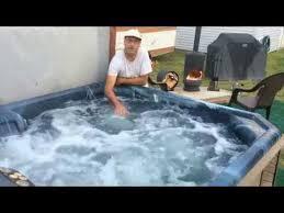 Wood Fired Bathtub Wood Fired Tub Youtube