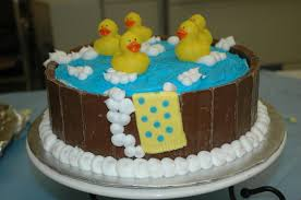 rubber ducky baby shower cake rubber duck baby shower cake cakecentral