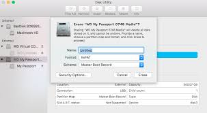 format wd elements external hard drive for mac how to format a wd hard drive to exfat or fat32 file system wd support