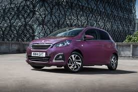 peugeot little car peugeot 108 robins and day