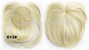 hair pieces for crown area new style good quality top head skin thin wigs hair cover clip in