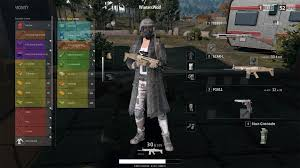 pubg quick loot color coded inventory would help fast looting tremendously