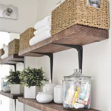 Shelf Ideas For Laundry Room - easy simple and very cheap diy rustic shelves can add much