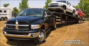 2009 dodge ram towing capacity 2003 2009 dodge ram 2500 and 3500 heavy duty