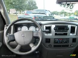 2007 dodge ram 3500 big horn quad cab dually interior photo