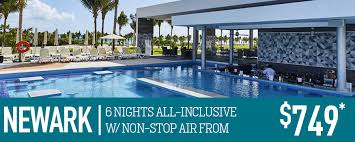 best newark all inclusive travelzoo deals w air vacation express