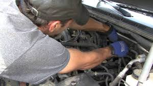nissan frontier intake manifold nissan frontier passenger spark plug or coil change youtube