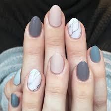 thelist summer ready nail art summer nail art gray color and