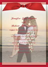 layered wedding invitations photo two layered ribbon wedding invitation ukl032