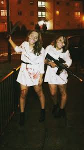 Halloween Costume 2 Girls 25 Friend Halloween Costumes Ideas