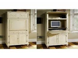 Corner Computer Armoire by Wooden Armoire Cabinets Computer Armoire Plans Corner Computer